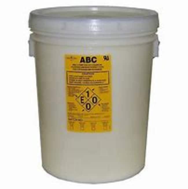 Amerex ABC ExtinguisherChemical Agent Refill Pail, 22.7kg (50 lb.):First
