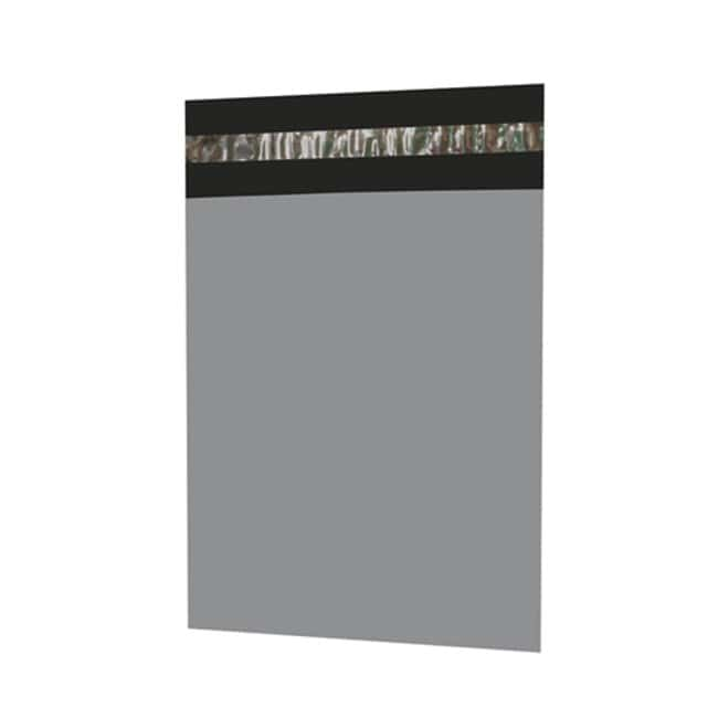 Ampac Flexibles KeepSafe Gray/Black Polymailer Bags L x W: 13 x 10 in.;