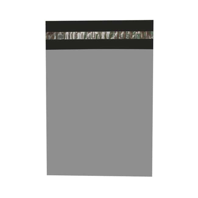 Ampac Flexibles KeepSafe Gray/Black Polymailer Bags L x W: 15.5 x 12 in.;