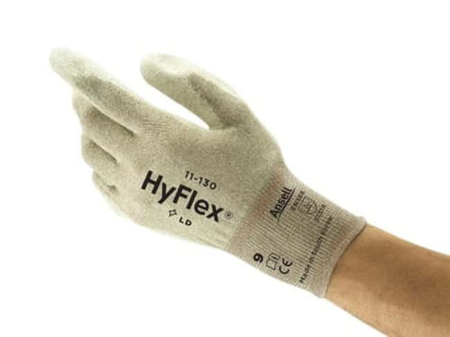 AnsellHyFlex™ 11-130 Seamless Knit Polyamide Antistatic Gloves with Coated Palm 10 Products