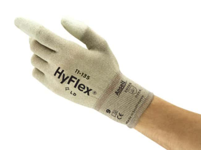 AnsellHyFlex™ 11-135 Seamless Knit Polyamide Antistatic Gloves with Coated Fingertips 10 Products