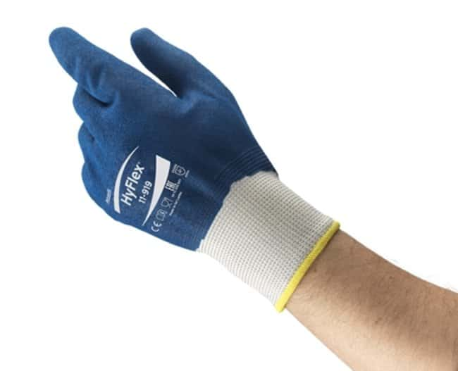 Ansell HyFlex™ 11-917 Full Nitrile-Coated Seamless Knit Liquid Repellant Gloves 10 Products