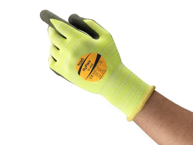 Ansell Hyflex Series 11-423 Medium Duty Lint Free Gloves w/ INTERCEPT Technology