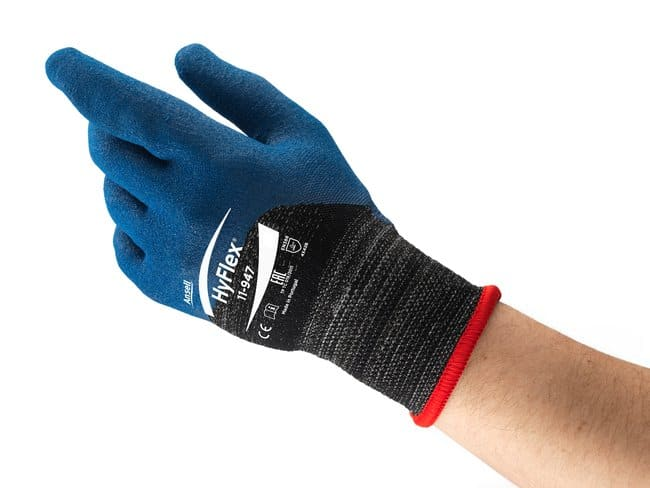 Ansell™ Hyflex™ 11-947 Series Nitrotough™ N3500 Gloves Size: 10 products