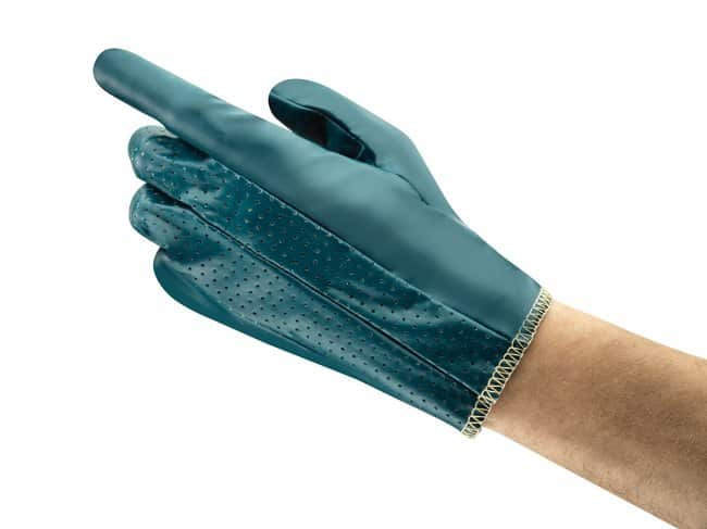 Ansell Edmont™ Hynit™ 32-800 Series Blue Nitrile Light Weight Gloves Size: 9 Products