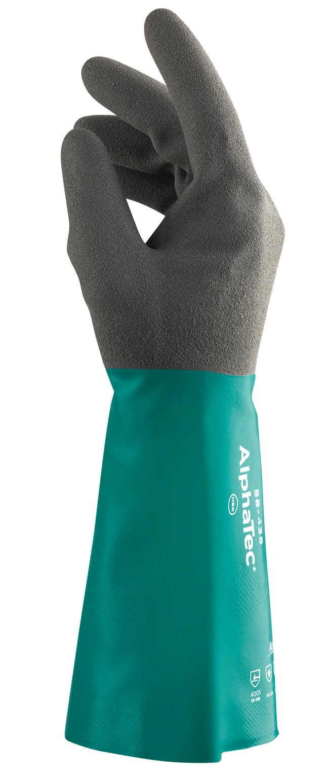 Ansell Edmont™ AlphaTec™ 57-435 Series Nitrile Immersion Gloves Size: 10 produits trouvés