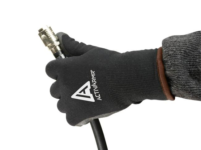 Ansell ActivArmr Two-Layer Gloves Size: 6:First Responder Products