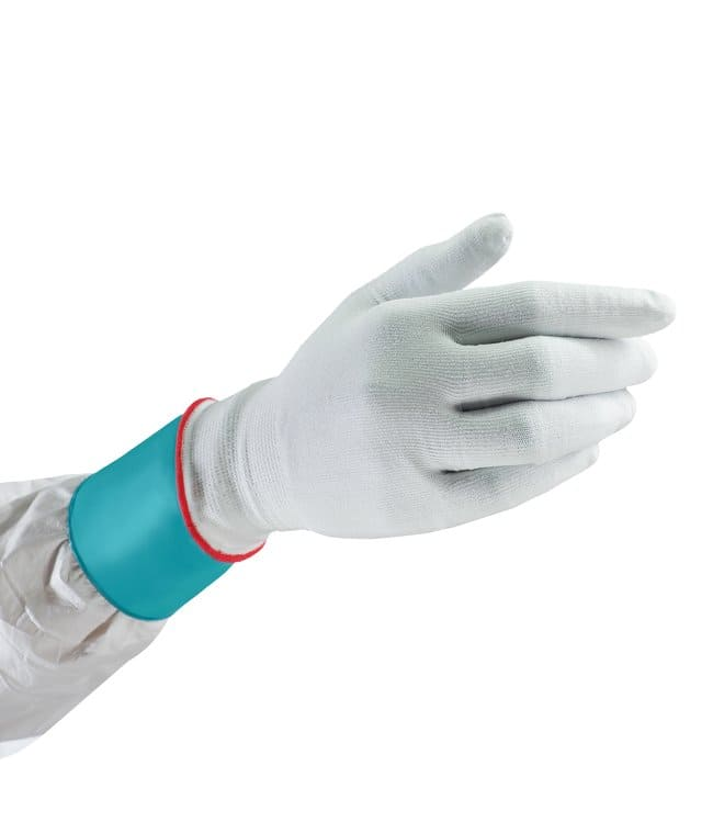 Ansell BioClean Cut Resistant Liner S-BCRL 7, Orange:Gloves, Glasses and