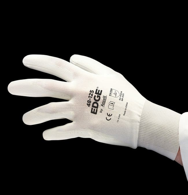 Ansell EDGE 48-125 Abrasion Resistant Glove Size: 6:First Responder Products