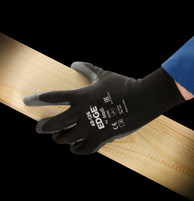 Ansell EDGE 48-126 Industrial Work Glove Size: 9