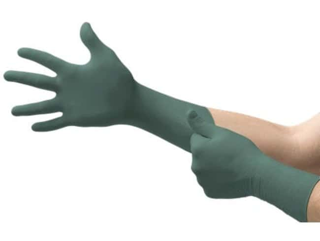 AnsellMICROFLEX Dura Flock DFK-608 Nitrile Gloves:Personal Protective Equipment:Hand