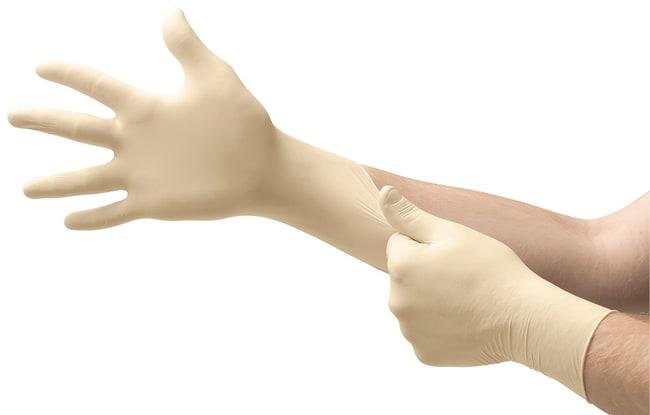 AnsellMICROFLEX™ Diamond Grip™ MF-300 Latex Gloves<img src=