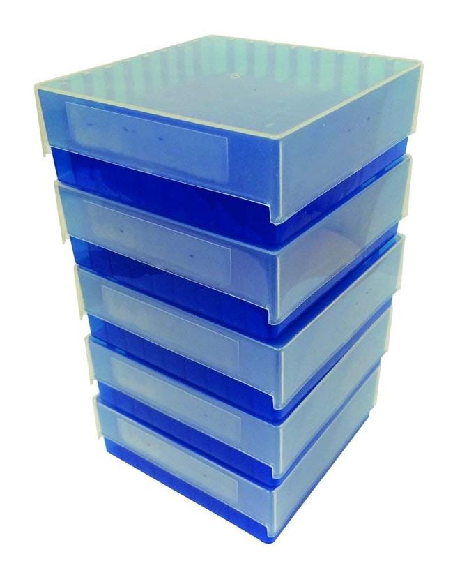 Argos Technologies PolarSafe 81-Place Polypropylene Storage Boxes:Racks,