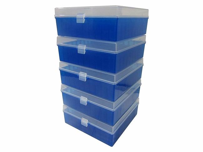Argos Technologies PolarSafe 100-Place Polypropylene Storage Boxes:Racks,
