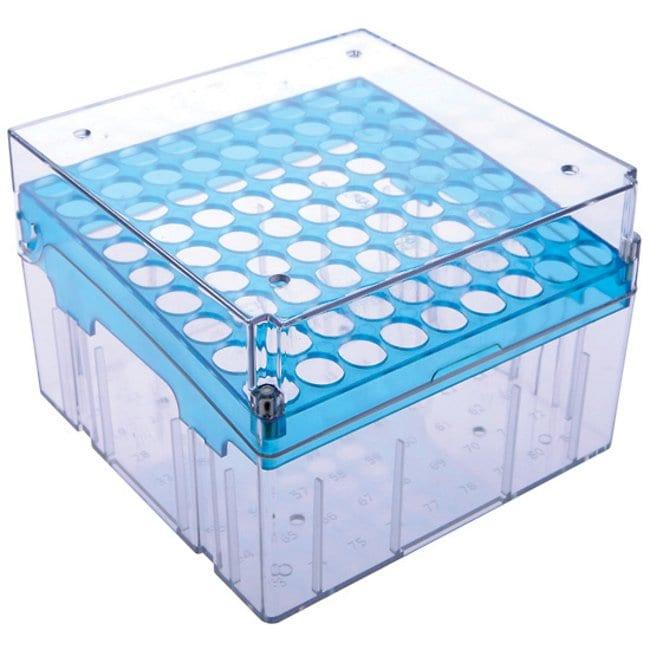 Argos Technologies Magne-Box Polycarbonate Cryoboxes:Racks, Boxes, Labeling