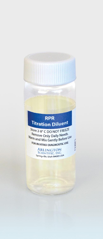 Arlington Scientific Evolution RPR Titration Diluent Evolution RPR Titration