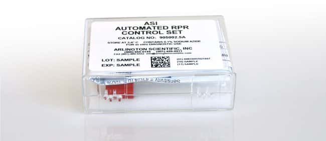 Arlington Scientific Automated RPR Control Set 2.5 mL:Diagnostic Tests