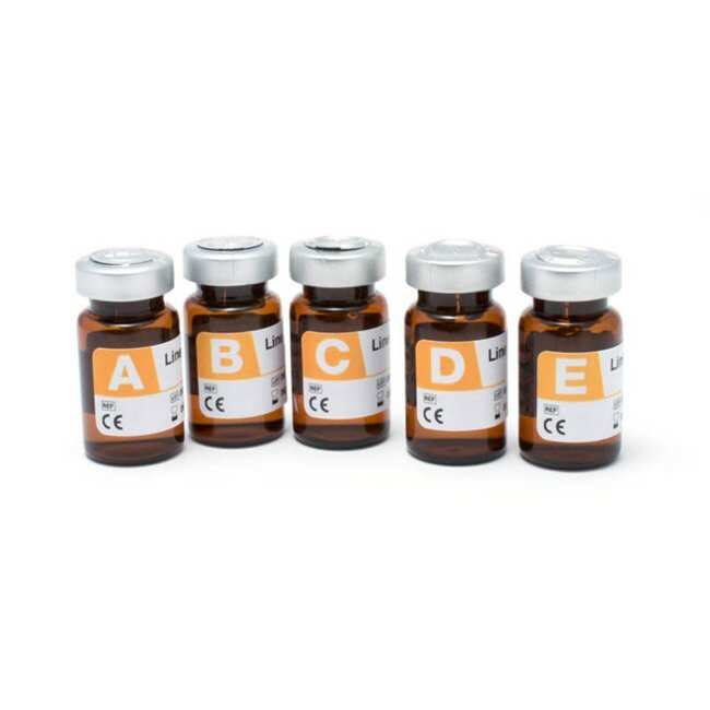 Audit MicroControlsMicroCV Homocysteine Linearity Set Homocysteine:Diagnostic
