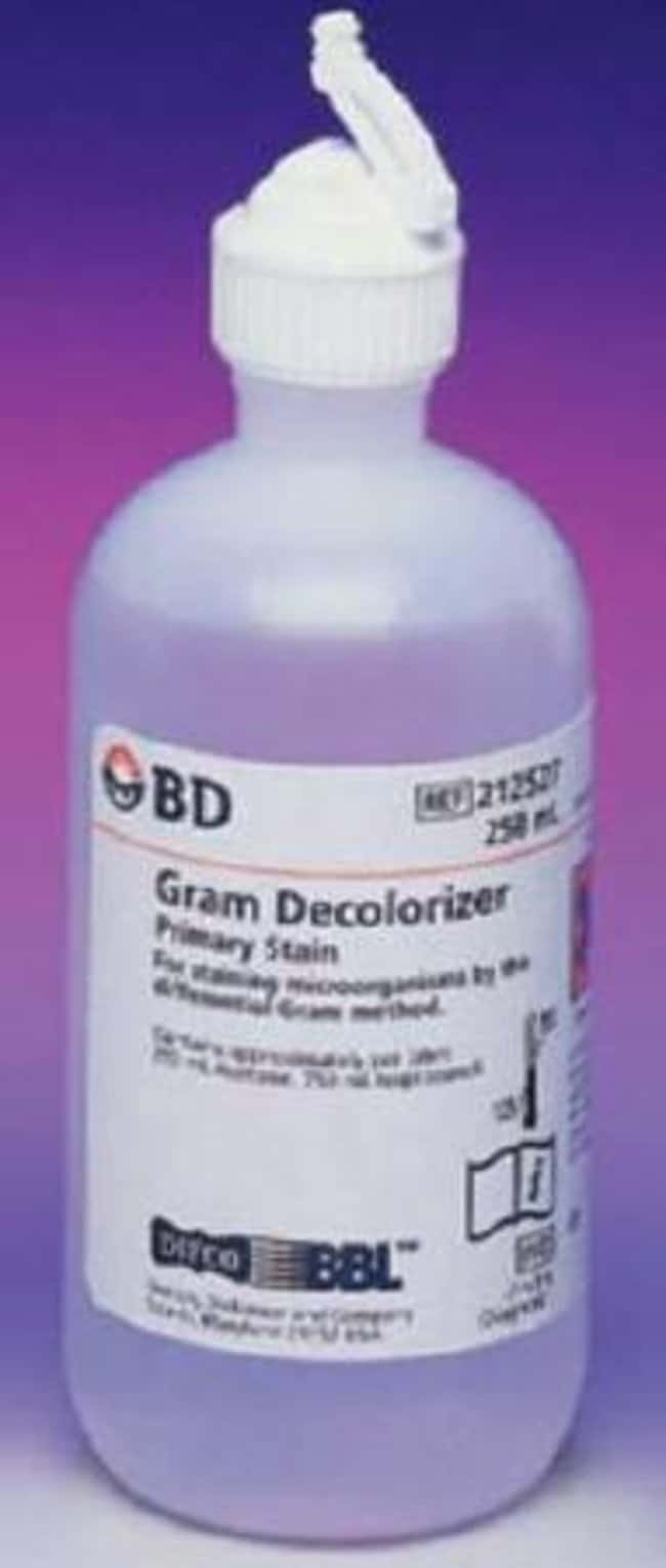 BD Gram Decolorizer  Decolorizer; 4 x 250mL:Life Sciences