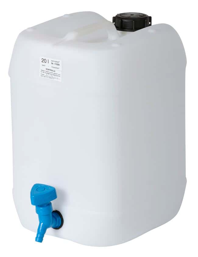 behr Labor-Technik™LDPE, Canister White, With Tap Capacity: 20L products