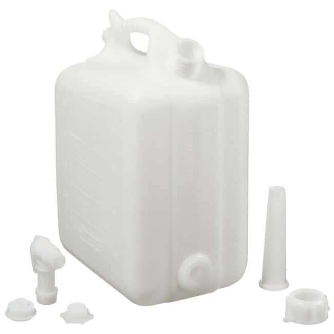 Bel-Art™ SP Scienceware™ HDPE, Jerry Can with Spigot