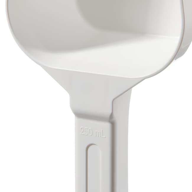 Bel-Art™Pelle d'échantillonnage à fond plat Sterileware™ 250ml Bel-Art™Pelle d'échantillonnage à fond plat Sterileware™