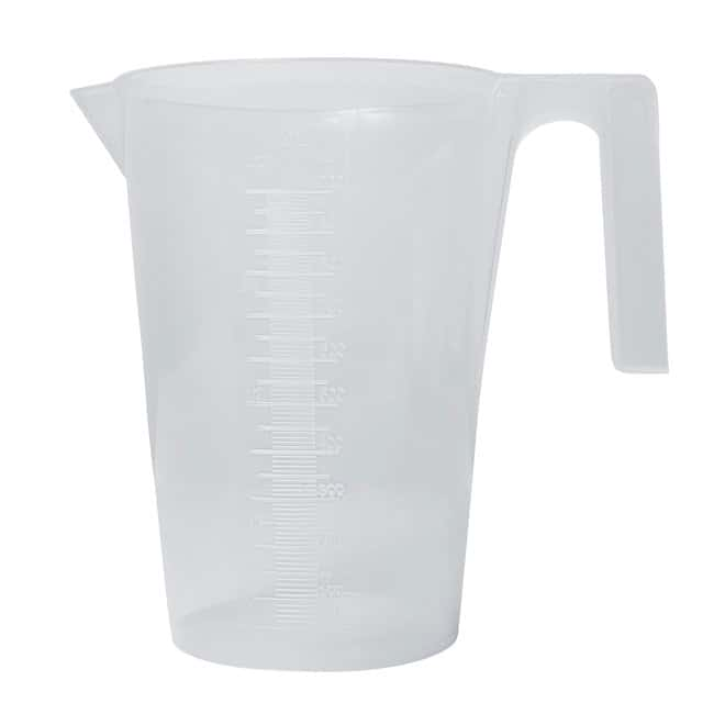 Bel-Art  SP Scienceware  Tall Form Graduated Pitchers - Polypropylene