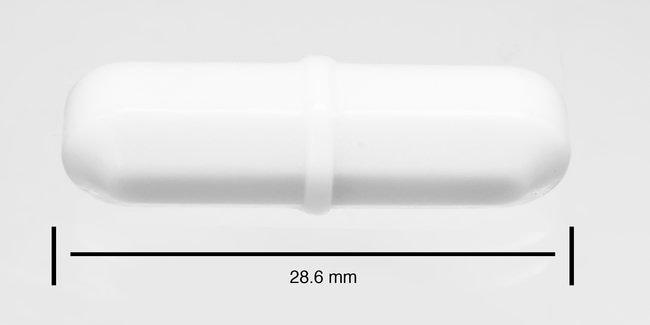 Bel-Art Spinbar Octagon Teflon Magnetic Stirring Bars:Teaching Supplies:Classroom