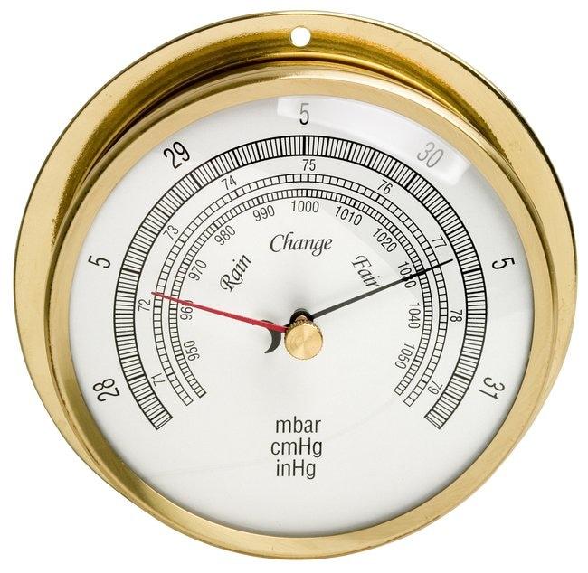 H-B InstrumentDurac Barometer:Humidity and Hygrometry:Barometers
