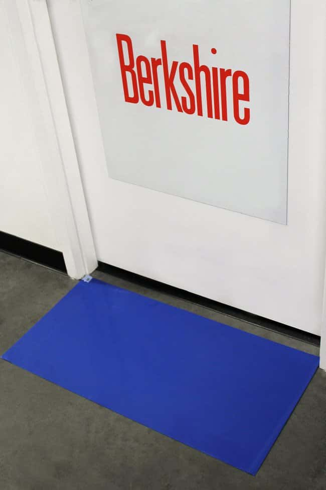 Berkshire CleanPath Adhesive Mats:Gloves, Glasses and Safety:Controlled