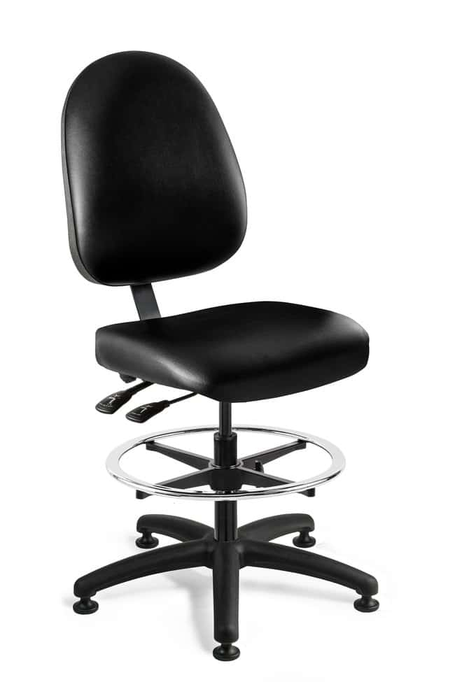 BevcoIntegra High Bench Height Upholstered Chair with Tilt:Furniture:Seating
