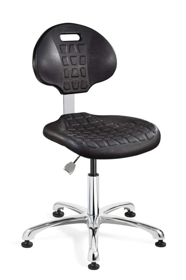 BevcoEverlast Black Polyurethane Chair:Furniture:Seating