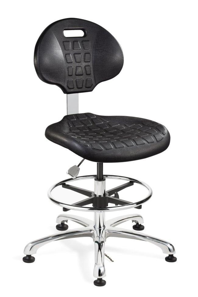 BevcoEverlast ESD Black Polyurethane Chair:Furniture:Seating