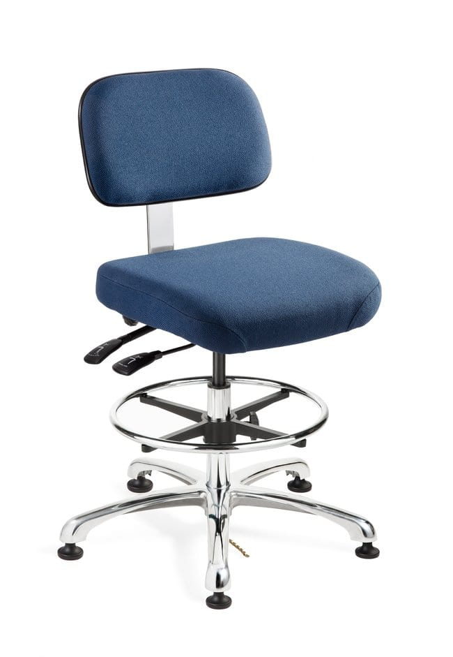 Bevco Doral E-Series ESD Upholstered Seating ESD Upholstered Chair; Polished
