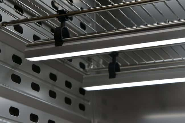 BINDER LED Light Bars For Use With: KB 400, KB 720, KBF 720, KMF 720, and