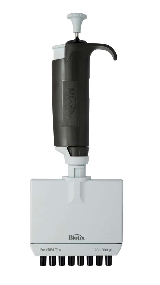 BiotixxPIPETTE Ergonomic 8-Channel Pipettes 20-300 μL:Pipettes