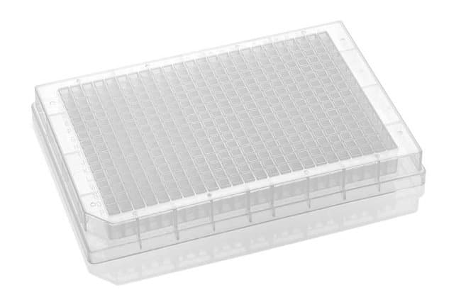 Biotix384-Square Deep Well Microplates Sterile; 120μL:Microplates