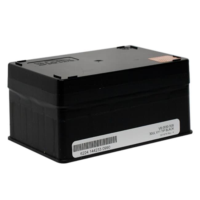 BiotixRobotic aTIP 30L Filter Pipette Tips 30μL; 10 racks/pack; 5 packs/case:Pipette