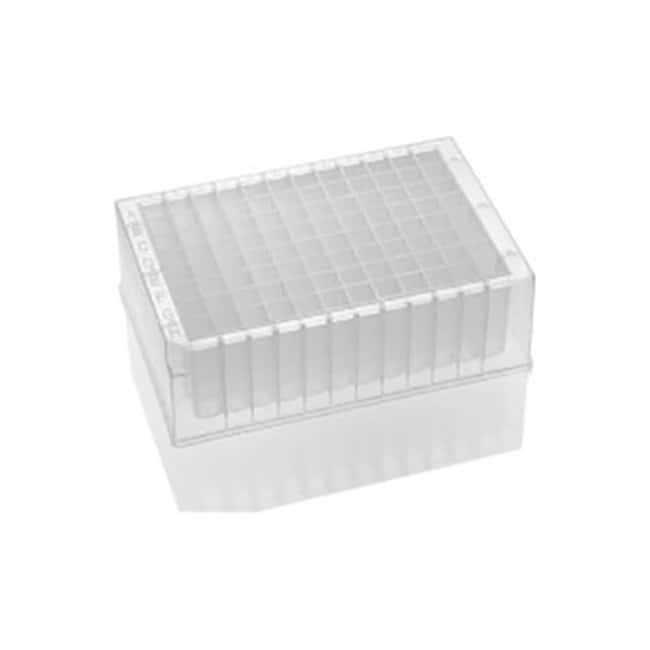 Biotix96-Square V-Bottom Deep Well Microplates Pre-Sterile; 2.2mL:Microplates