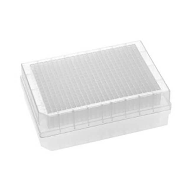 Biotix384-Square Deep Well Microplates Non-sterile; 190μL:Microplates