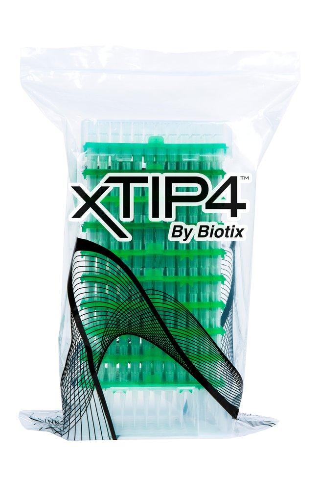 BIOTIXRainin LTS Compatible CleanPak Reload 250μL; Green; Sterile:Pipette