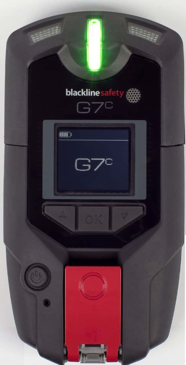 Blackline Safety™ G7c Cellular Wireless Connected Safety Device