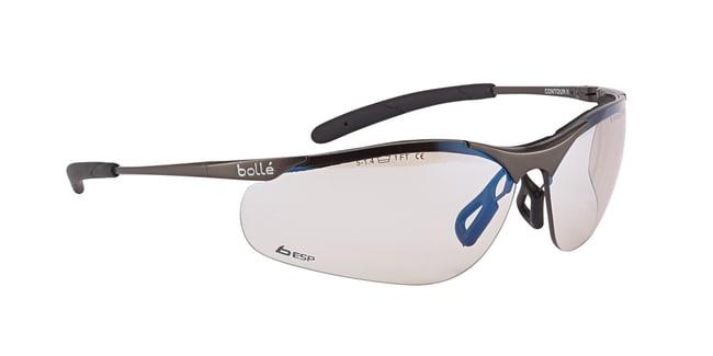 Bollé SafetyContour Metal ESP Safety Glasses Lens color: ESP General Purpose Safety Glasses