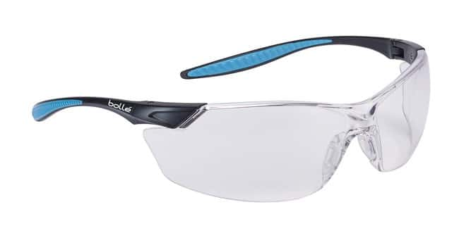 Bollé SafetyMamba Clear Safety Glasses Lens Coating: Anti-Fog & Anti-Scratch Coating General Purpose Safety Glasses