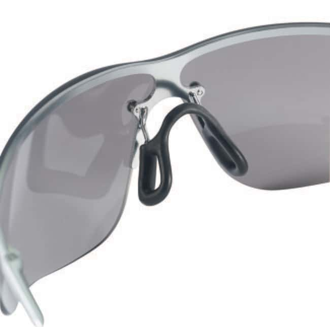 Bollé SafetySilium Smoke Safety Glasses Frame Material: Metal General Purpose Safety Glasses