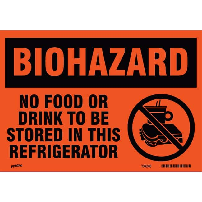 Brady Magnetic Vinyl Warning Sign: Non-adhesive; Magnetic:Gloves, Glasses