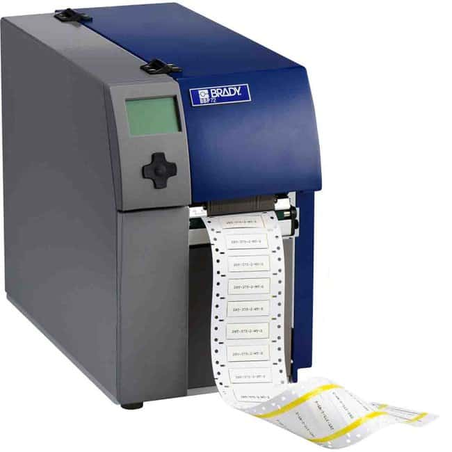 Brady BBP72 Double-Sided Printer BBP™72 Double-Sided Printer:Gloves,
