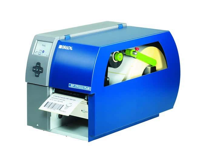 Brady Bradyprinter PR300 Plus Printer with LabelMark Label Design Software