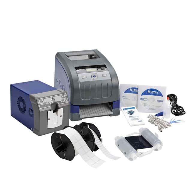 Brady BSP31 Label Attachment System with BBP33 Label Printer BSP™31