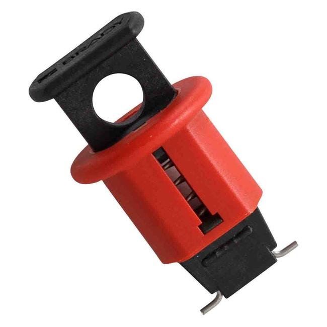 Brady Miniature Circuit Breaker Lockout with Pin Out Standard Miniature
